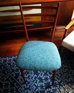 Chaise annees 50